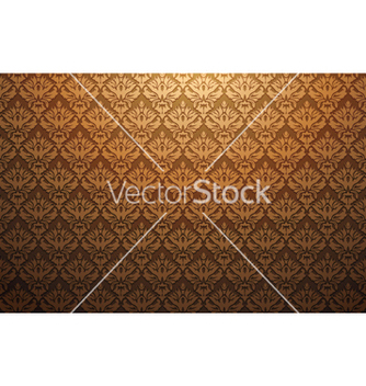 Free damask web banner vector - Free vector #245925