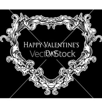 Free floral frame vector - Kostenloses vector #246005