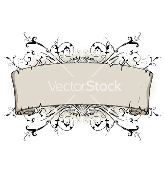 Free elegant floral elements vector - Free vector #246605