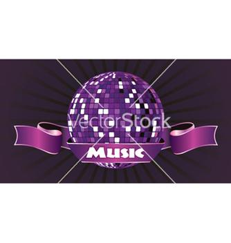 Free music emblem vector - Kostenloses vector #246945