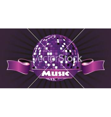 Free music emblem vector - Free vector #246945