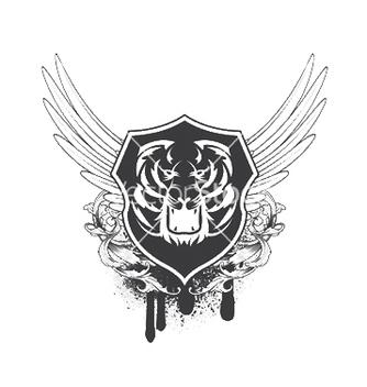 Free vintage emblem vector - Free vector #246975