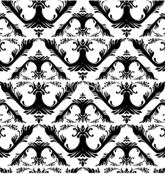 Free baroque seamless pattern vector - бесплатный vector #248055