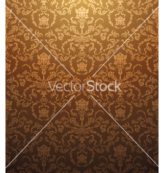 Free damask seamless pattern vector - Free vector #248085