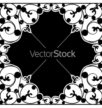 Free wrought iron sign vector - vector #248625 gratis