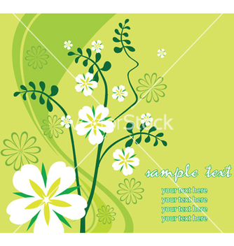 Free vintage floral background vector - Free vector #248995