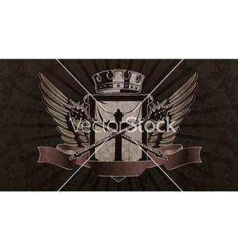 Free vintage emblem vector - Kostenloses vector #249195