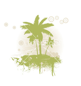 Free grunge summer vector - Kostenloses vector #249385