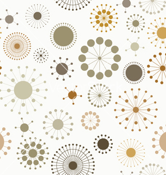 Free retro seamless background vector - Kostenloses vector #251335