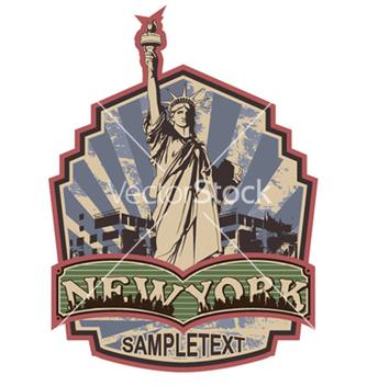 Free vintage label vector - Free vector #251365