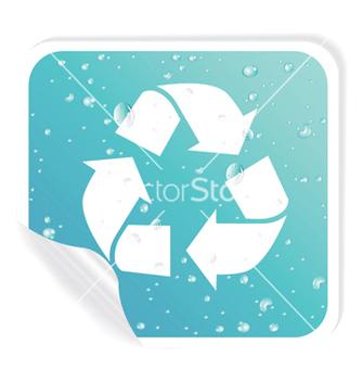 Free bio sticker vector - Free vector #251675