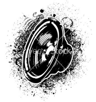 Free speaker vector - Kostenloses vector #251705