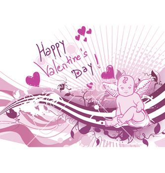 Free valentine background vector - Free vector #251815
