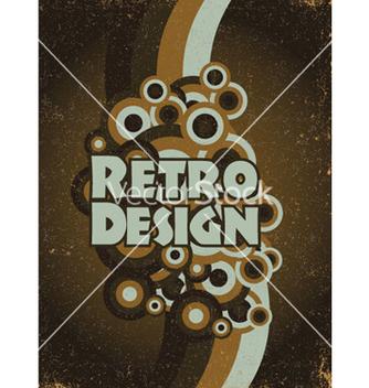 Free retro poster vector - Kostenloses vector #251955