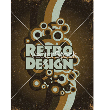 Free retro poster vector - vector #251955 gratis