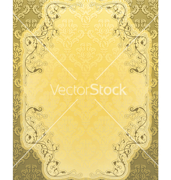 Free elegant vintage background vector - Kostenloses vector #252135