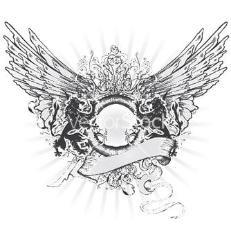 Free vintage emblem vector - Kostenloses vector #252265