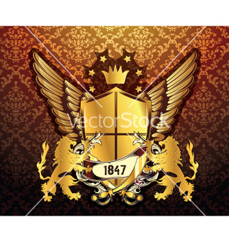 Free vintage emblem vector - Free vector #252385