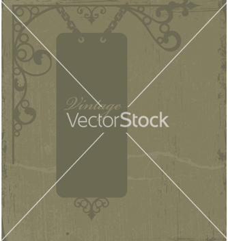Free vintage background vector - Free vector #252445