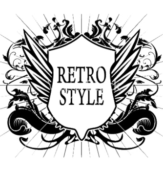 Free vintage emblem vector - Free vector #252835