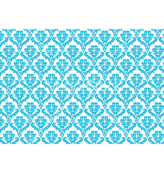 Free damask web banner vector - Free vector #253085