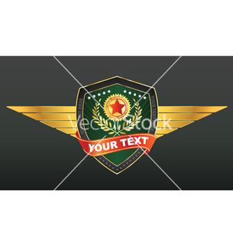 Free vintage label vector - Kostenloses vector #253225