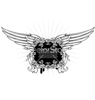 Free vintage emblem vector - Free vector #253245