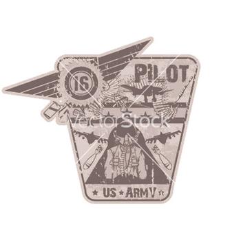 Free vintage label vector - Free vector #253465