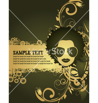 Free funky face vector - Kostenloses vector #253695