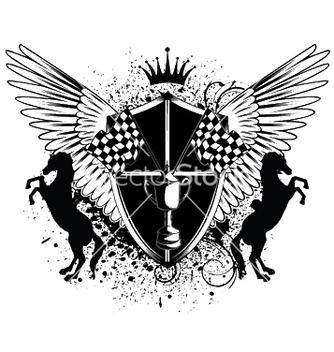 Free vintage emblem vector - Free vector #253825