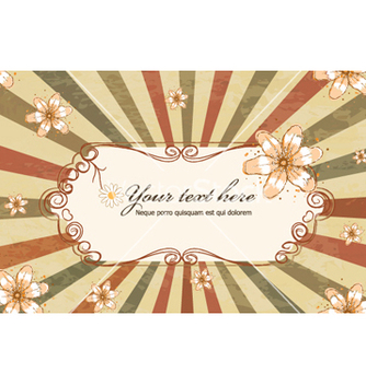 Free frame with rays vector - бесплатный vector #254075