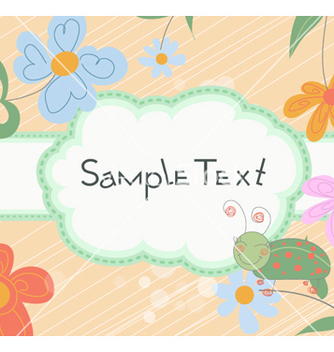Free abstract label vector - Kostenloses vector #254305