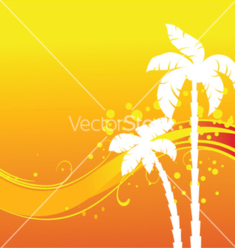Free abstract summer background vector - Free vector #254745