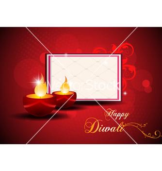 Free diwali card vector - Free vector #255425