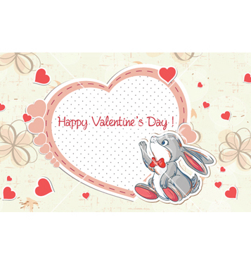 Free valentines day background vector - Free vector #255435