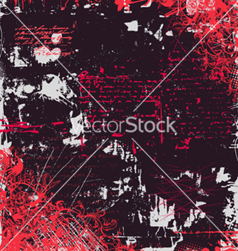 Free grunge background vector - vector gratuit #256125