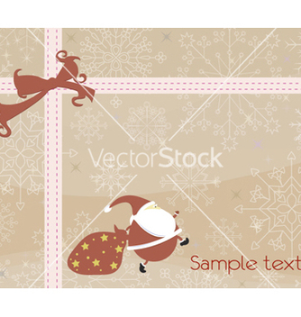 Free christmas background vector - vector gratuit #256225
