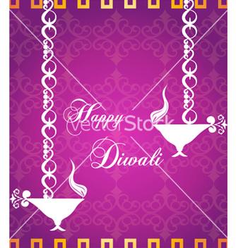 Free diwali card vector - Free vector #256495