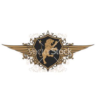 Free vintage emblem vector - Kostenloses vector #256875
