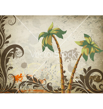 Free summer background vector - Free vector #257755