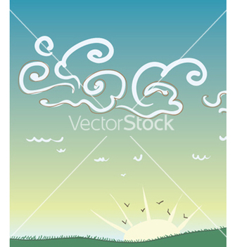Free cartoon background vector - Free vector #258185