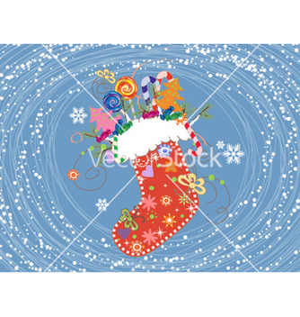 Free winter background vector - Free vector #258635