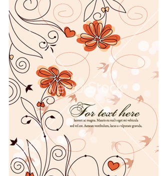 Free colorful spring background vector - vector #258675 gratis