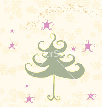 Free winter background vector - Free vector #259055