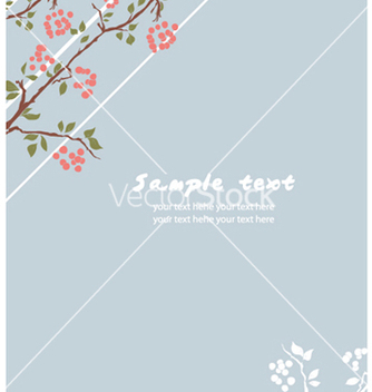 Free spring floral background vector - Free vector #259615