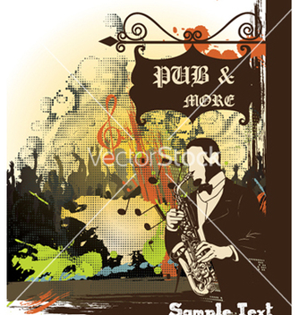 Free concert poster vector - Free vector #260205