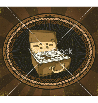 Free music background vector - vector gratuit #261225
