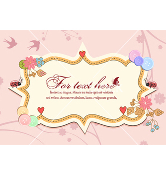 Free colorful frame vector - Free vector #262305