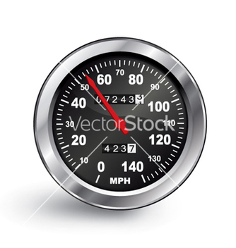 Free speedometer vector - бесплатный vector #262395