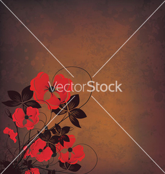 Free autumn grunge background vector - Free vector #263425